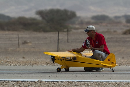 Photo of a RC plane